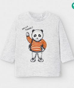 camiseta m/l panda Mayoral