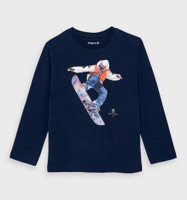 Camiseta m/l lenticular Mayoral