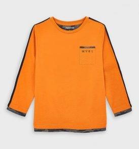 "camiseta m/l ""heritage"" Mayoral"