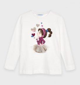 Camiseta m/l Mayoral