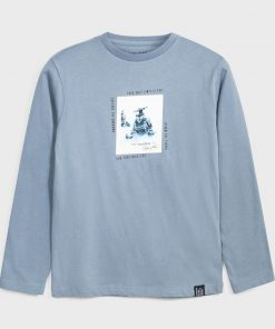 Camiseta m/l feel good Mayoral
