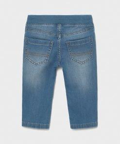 Pantalon tejano largo gomas niño Mayoral