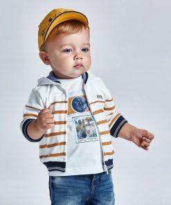 Camiseta manga corta cámara niño Mayoral