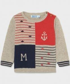 jersey nautico niño mayoral