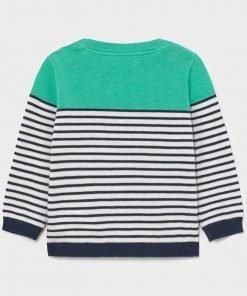 jersey rayas niño mayoral