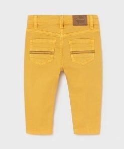 Pantalon largo mostaza niño Mayoral