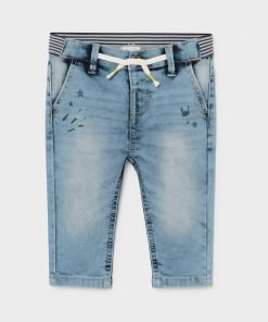 pantalon tejano soft niño mayoral