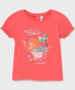 Camiseta sirena baby niña Mayoral