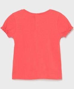 Camiseta manga corta bañera baby niña Mayoral