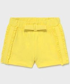 Pantalon corto punto niña Mayoral