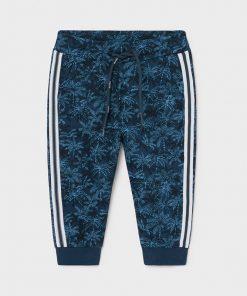 Pantalon largo chandal estampado niño Mayoral