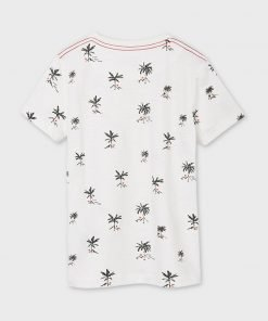 Camiseta manga corta junior niño Mayoral