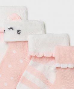 calcetines bebe niña mayoral