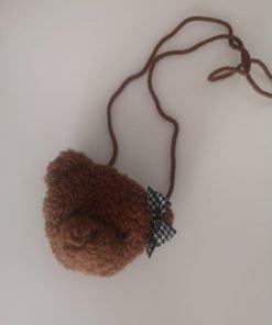 Bolso oso niña Mon petit bonbon