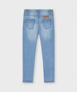 Pantalón leggins vaquero niña Mayoral