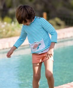 Jersey tortugas unisex kids chocolate