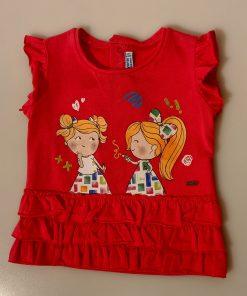 Camiseta bebe niña Mayoral