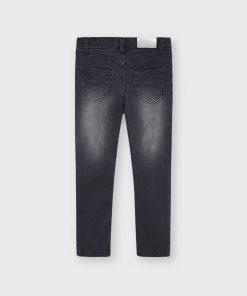 Pantalón básico gris niña Mayoral