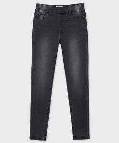 Pantalón básico negro junior niña Mayoral