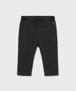 Pantalón vestir gris bebe niño Mayoral