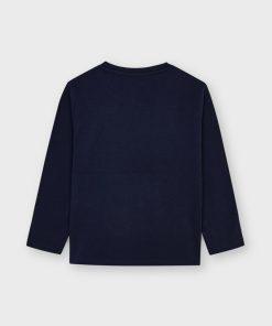 Camiseta marino niño Mayoral