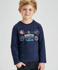 Camiseta play with niño Mayoral