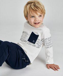 Camiseta niño Mayoral