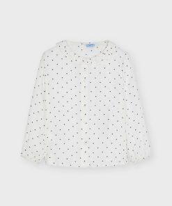 Blusa estampada niña Mayoral
