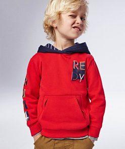 Sudadera con capucha niño mayoral