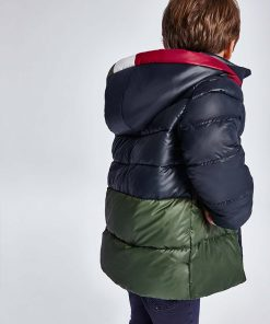 Abrigo combinado niño Mayoral