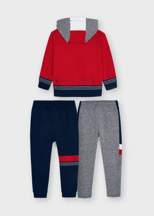 Chándal dos pantalones niño Mayoral