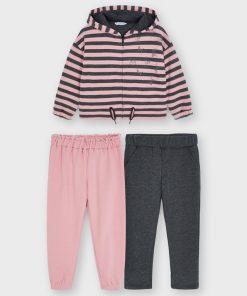 Chándal dos pantalones niña Mayoral