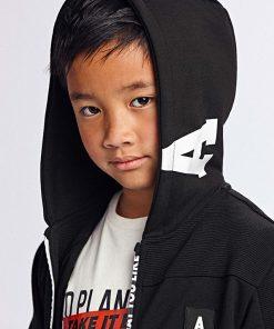 Chaqueta color negro junior niño Mayoral