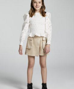 Falda pantalón junior niña Mayoral