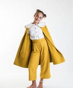 Pantalón moutard niña Eve Children