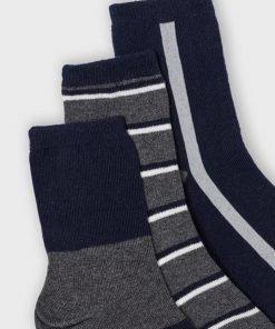 Set de 3 calcetines niño Mayoral