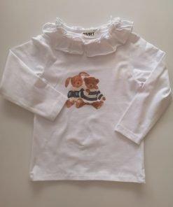 Camiseta osos niña La martinica